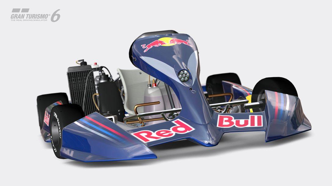 Gran Turismo 6: todo listo para el Red Bull X Challenge