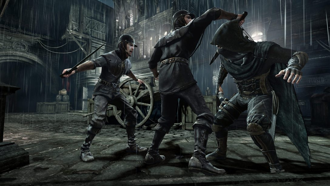Hemos probado Thief para PS4