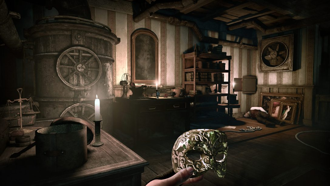 Asistimos a la presentación de Thief para PS3
