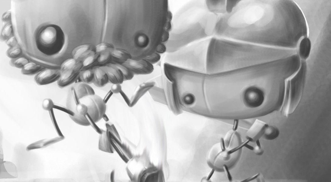"""Échale un vistazo al juego de estrategia Battle of Puppets… ¡Es tan """"mono""""…!"""