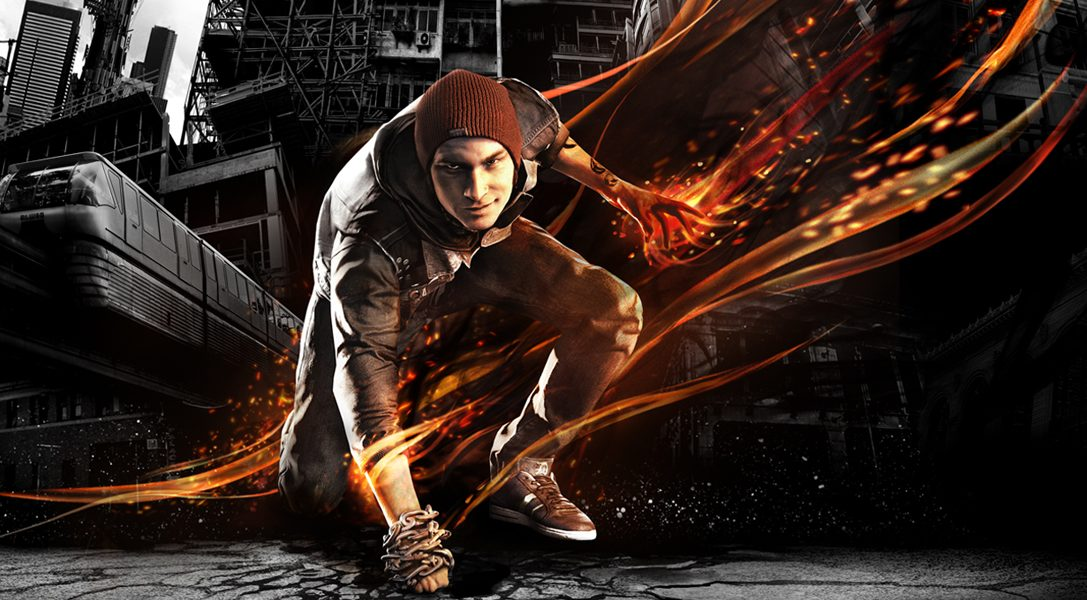 Jugamos a Infamous Second Son
