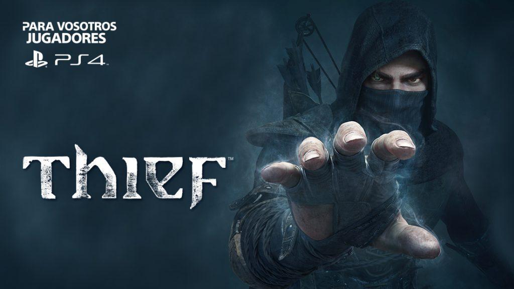 Jugamos a Thief en PS4