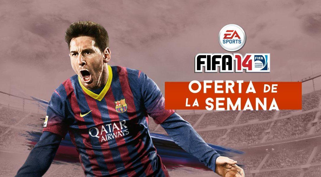 Oferta de la semana – FIFA 14 para PS3 y PS Vita con un descuento de más del 50%