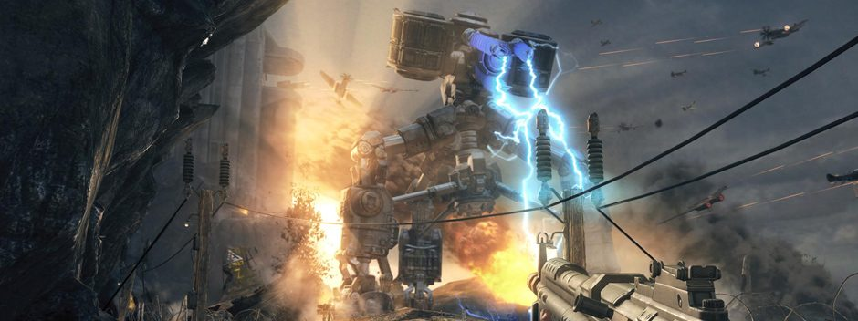 Hemos probado Wolfenstein The New Order en PS4