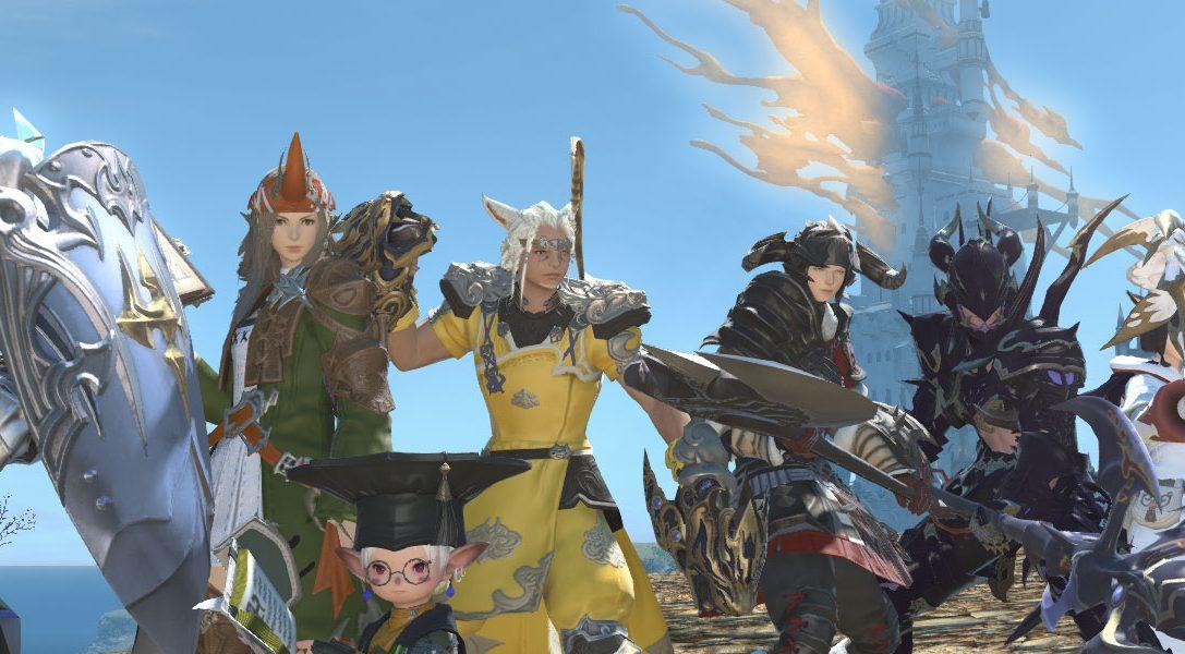 Tu guía de experto de la beta de Final Fantasy XIV: A Realm Reborn para PS4