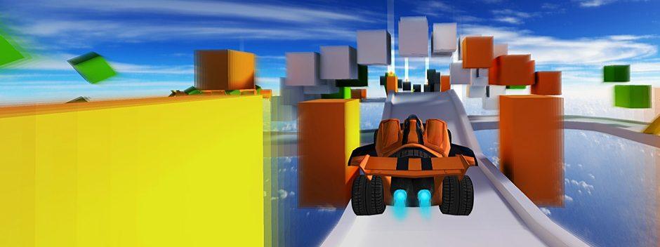 Jet Car Stunts llegará muy pronto a PS3, PS4 y PS Vita