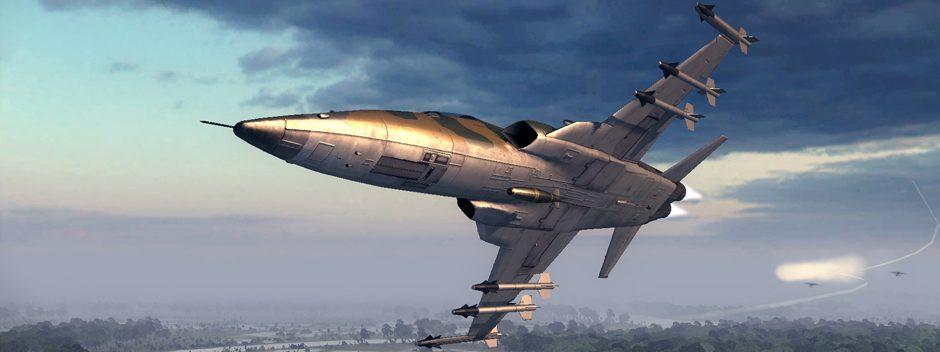 Air Conflicts: Vietnam aterrizará pronto en PlayStation 4