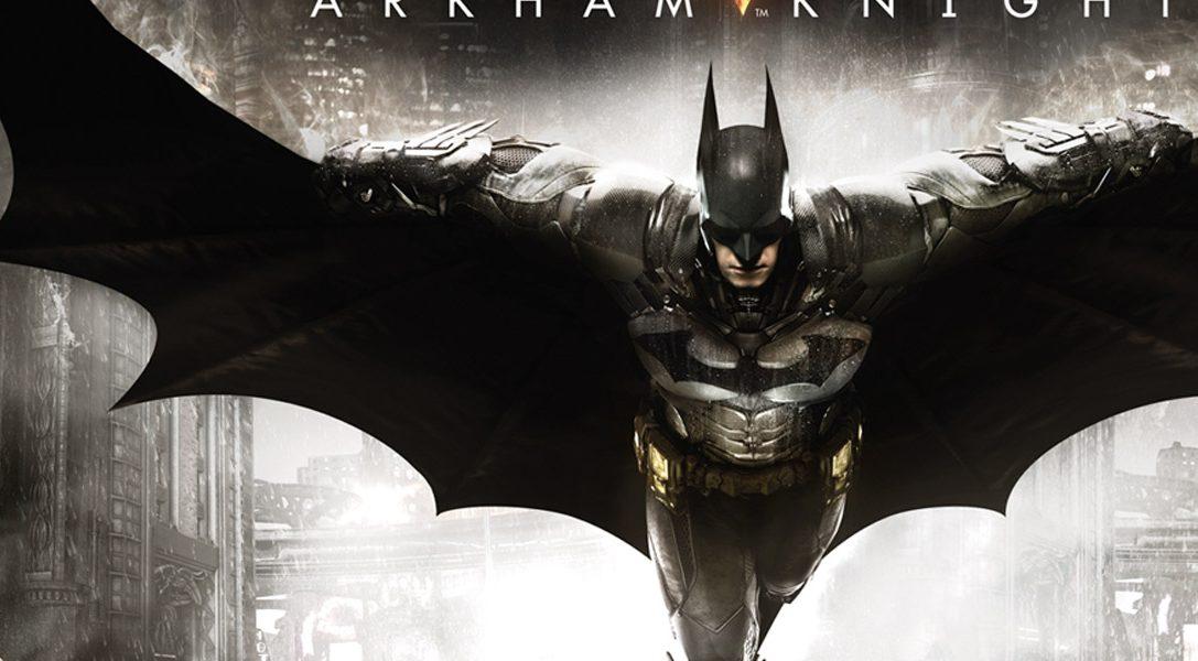 Batman: Arkham Knight – Construyendo el Batmóvil definitivo para PS4