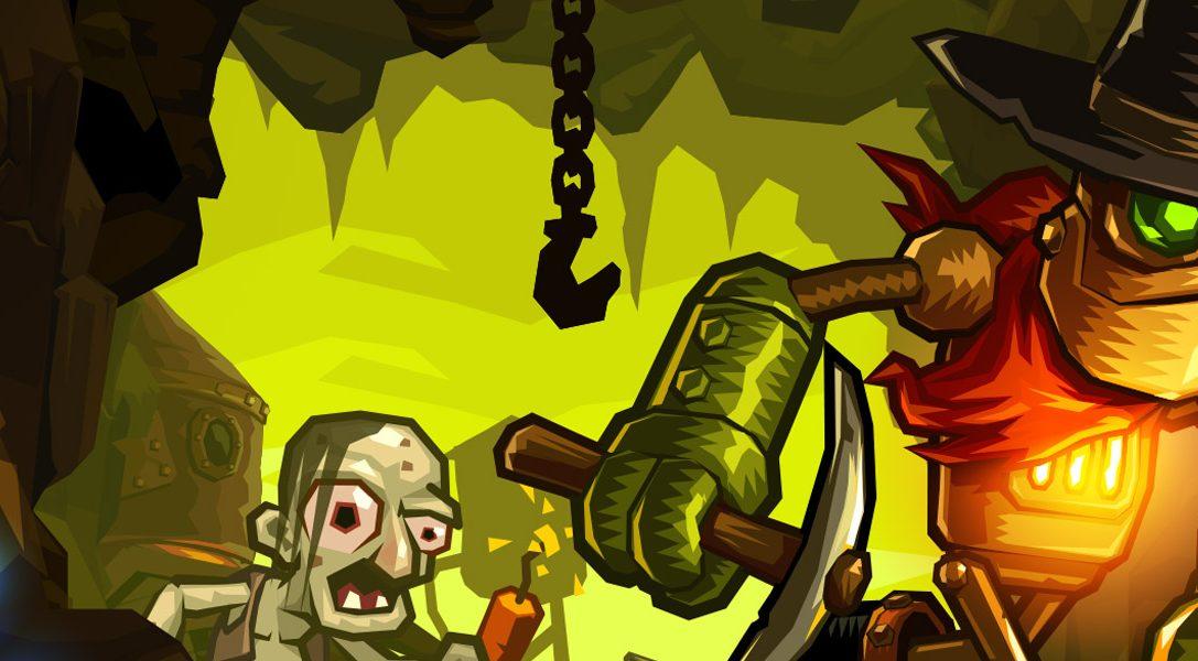 Trucos de expertos para SteamWorld Dig en PS4 y PS Vita