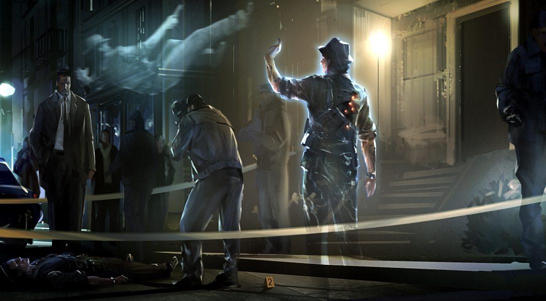 Lo que hay detrás de las escenas sobrenaturales de Murdered: Soul Suspect para PS4