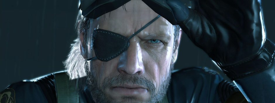 Hideo Kojima habla en exclusiva para PlayStation sobre Metal Gear Solid 5: Ground Zeroes