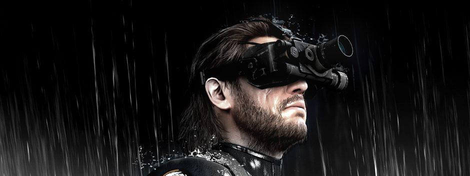 Reserva ya Metal Gear Solid V: Ground Zeroes para PS3 y hazte con Peace Walker HD