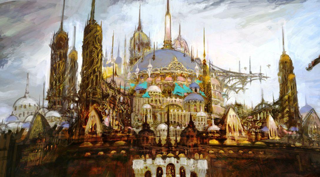 Las ciudades y clases de Final Fantasy XIV: A Realm Reborn