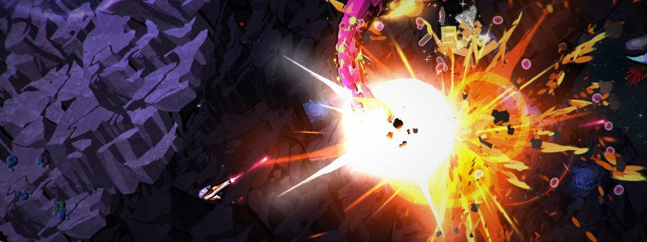 Galak-Z llega a PS Vita