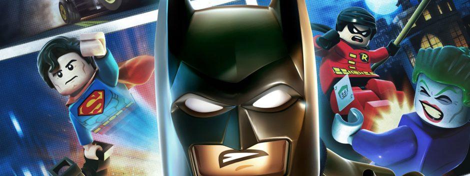 LEGO Mega Pack llega al mercado esta primavera para PS Vita