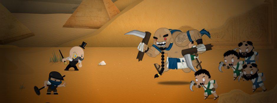 El teatral juego de lucha Foul Play llegará pronto a PS4 y PS Vita