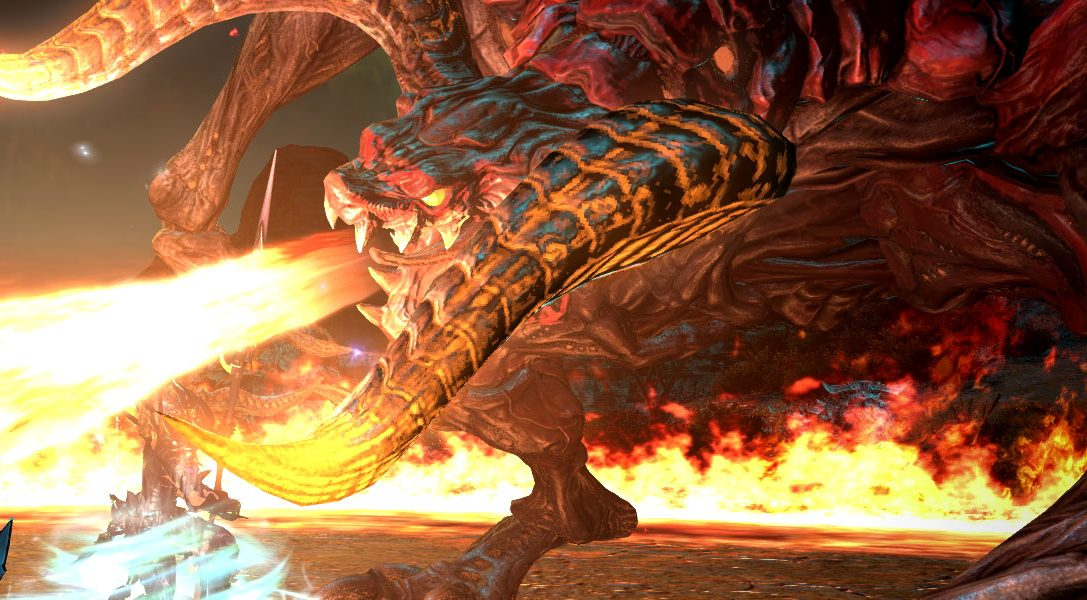 Mazmorras, misiones y deidades en Final Fantasy XIV: A Realm Reborn para PS4