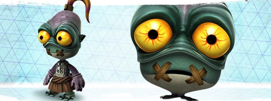 Actualización de LittleBigPlanet – Nuevo DLC de Oddworld esta semana