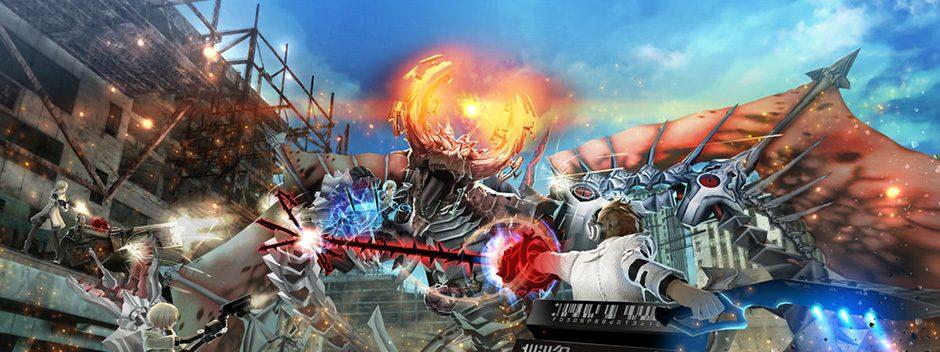 Soul Sacrifice Delta, Freedom Wars y Oreshika, próximamente, en PS Vita