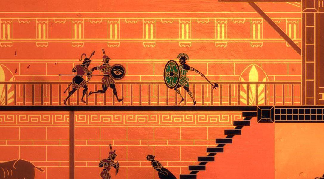 El juego de scroll lateral Apotheon pronto en PS4