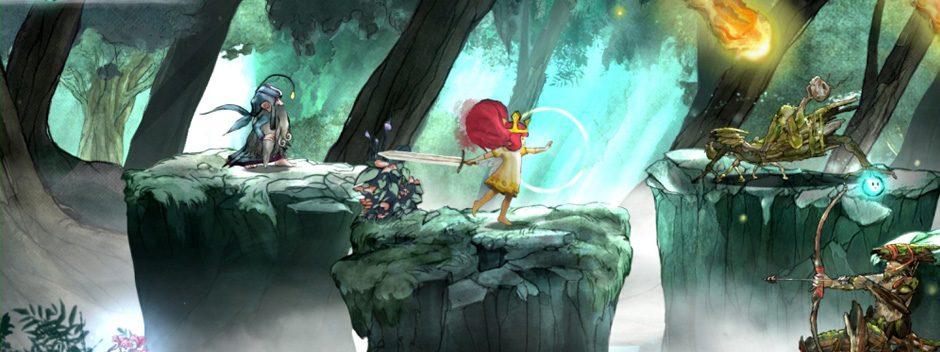 Detrás de las cámaras con el impactante RPG Child of Light