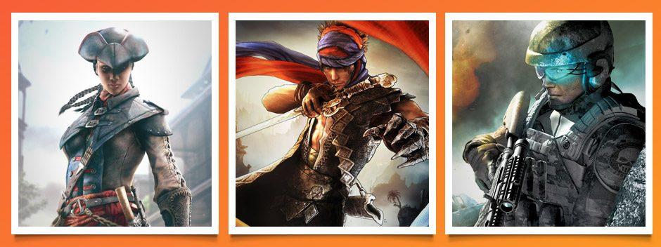 Grandes rebajas en Assassin's Creed, Persona 4, Raymany muchos más a partir de hoy