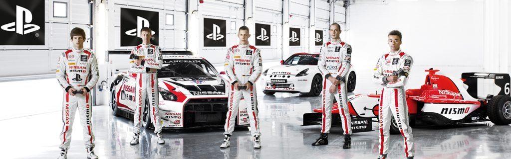 PlayStation y Nissan te ofrecen la oportunidad de convertirte en piloto profesional
