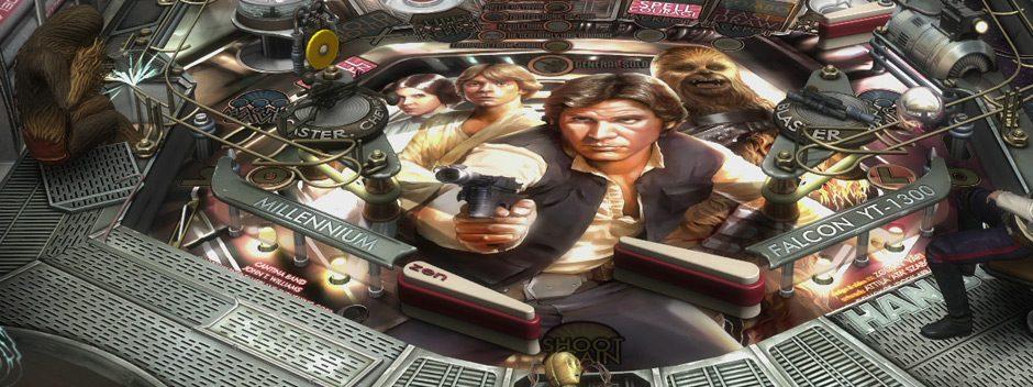 Star Wars Pinball: Heroes Within llega mañana a PlayStation Store