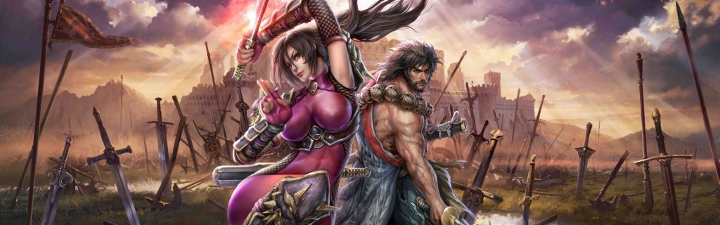 Soulcalibur: Lost Swords llega mañana a PS3