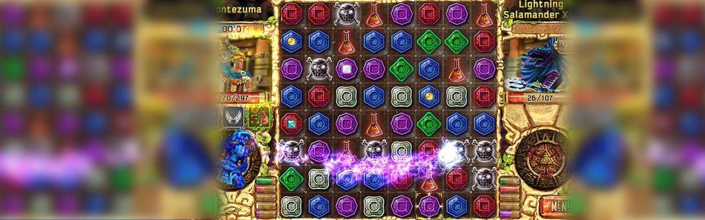 Treasures of Montezuma: Arena llega a PlayStation Vita
