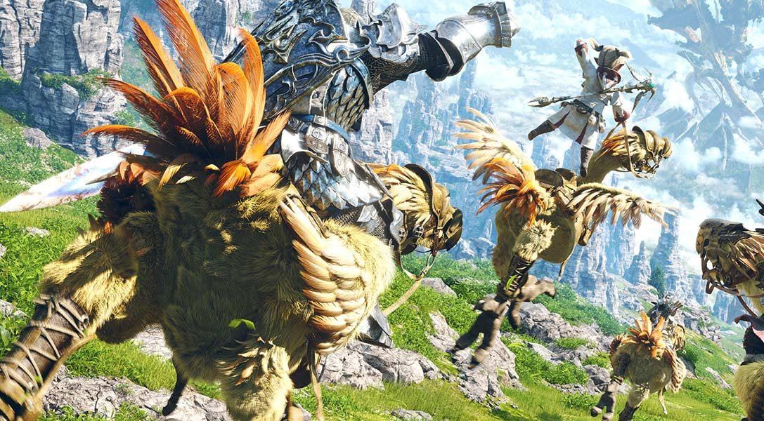 Lo último en PlayStation Store: Final Fantasy XIV: A Realm Reborn, FIFA Copa del Mundo Brasil, Dead Nation Vita y más