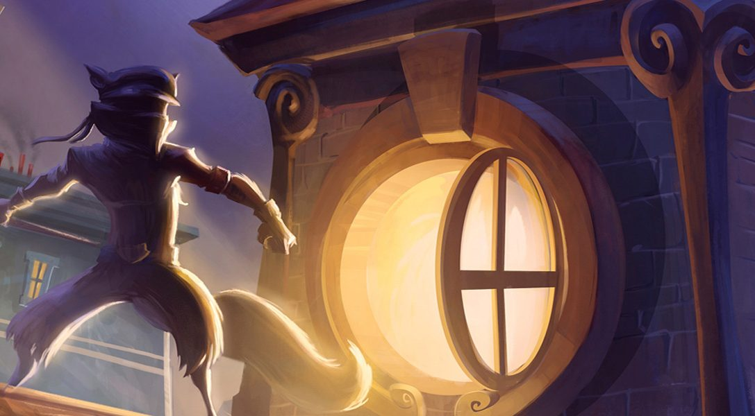 The Sly Trilogy llega hoy a PS Vita