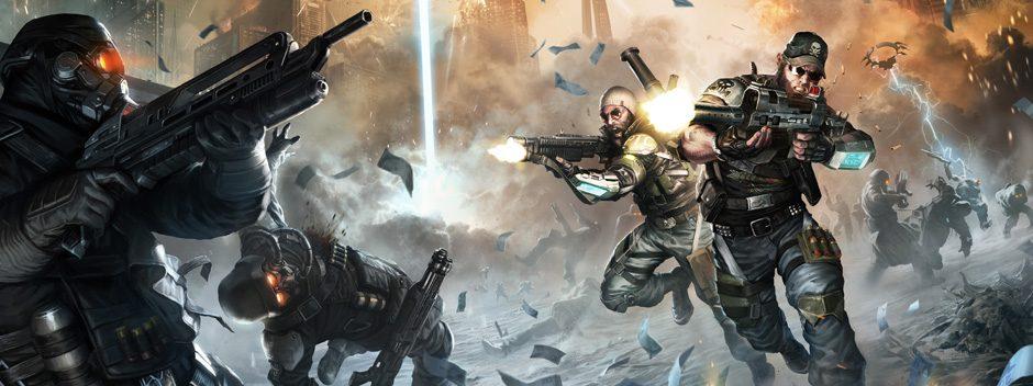 Zona de bots para Killzone Mercenary se estrena hoy en PS Vita