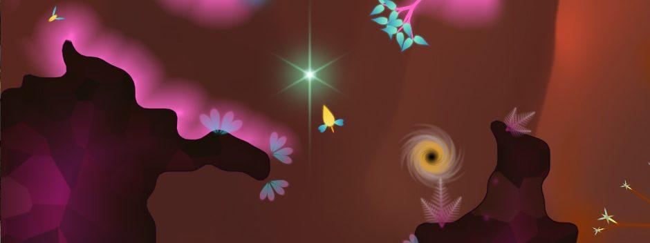 Eufloria Adventures desata su luz en PS Mobile esta semana