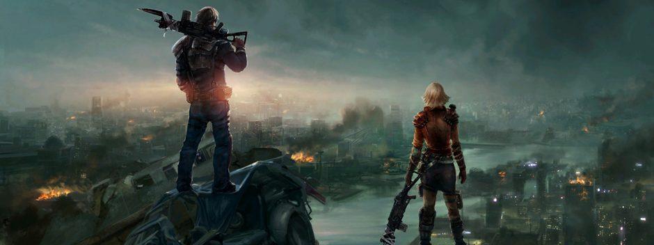 Dead Nation llega esta semana a PS Vita