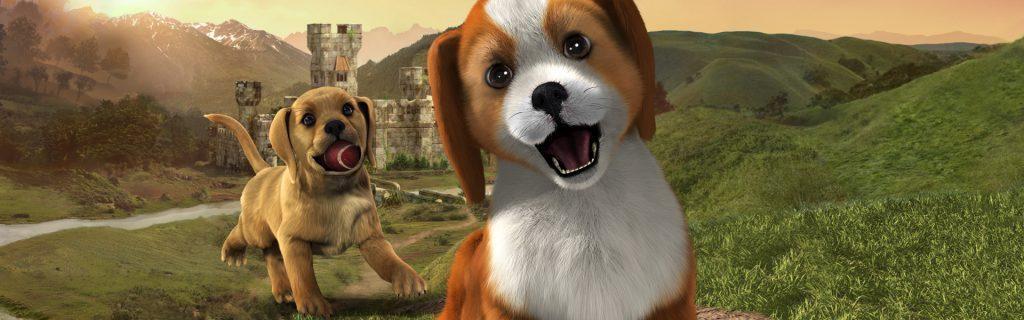 ¡PlayStation Vita Pets: Sala de cachorros entra hoy en territorio móvil!