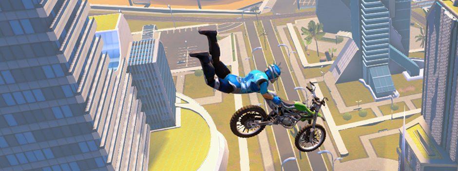 Nuevo vídeo de Trials Fusion para PS4:  ¡Desafía al mundo!