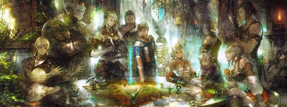 Cómo actualizar Final Fantasy XIV: A Realm Reborn para PS3 en PS4