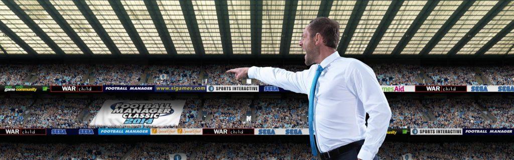 Football Manager Classic 2014 salta hoy al terreno de juego para PS Vita