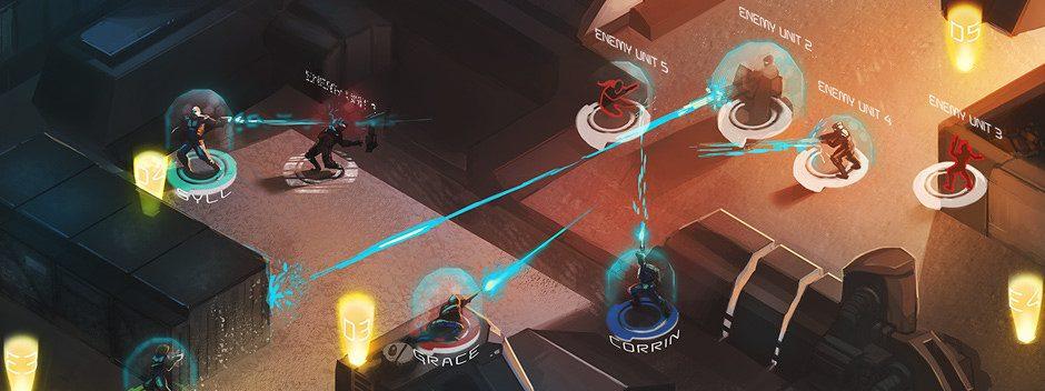 El juego de estrategia a tiempo real controlado por voz, There Came an Echo, llegará pronto a PS4