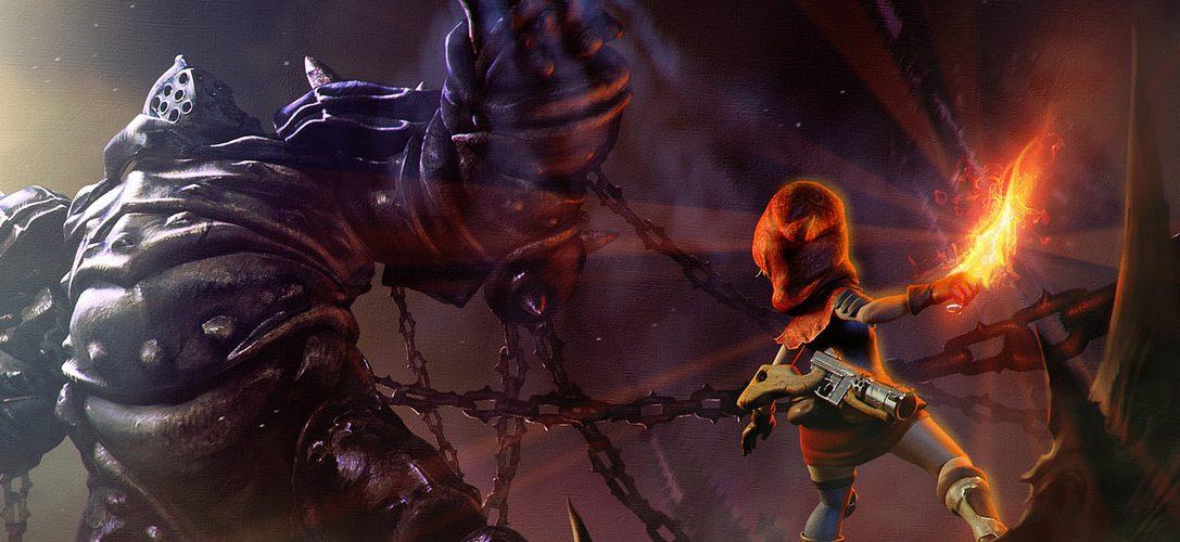 El nuevo vídeo de Dragon Fin Soup presenta una clásica mecánica de juego RPG