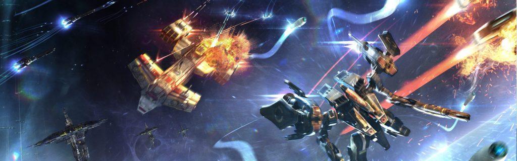Strike Suit Zero: Director's Cut llega mañana a PS Store