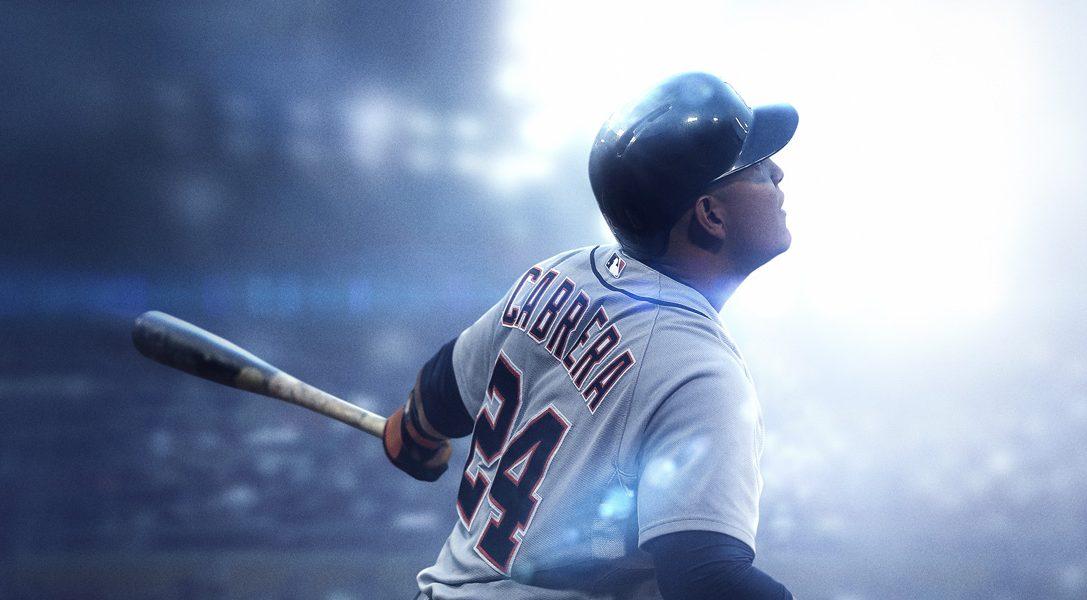 Primer vistazo a MLB 14 The Show en PS4