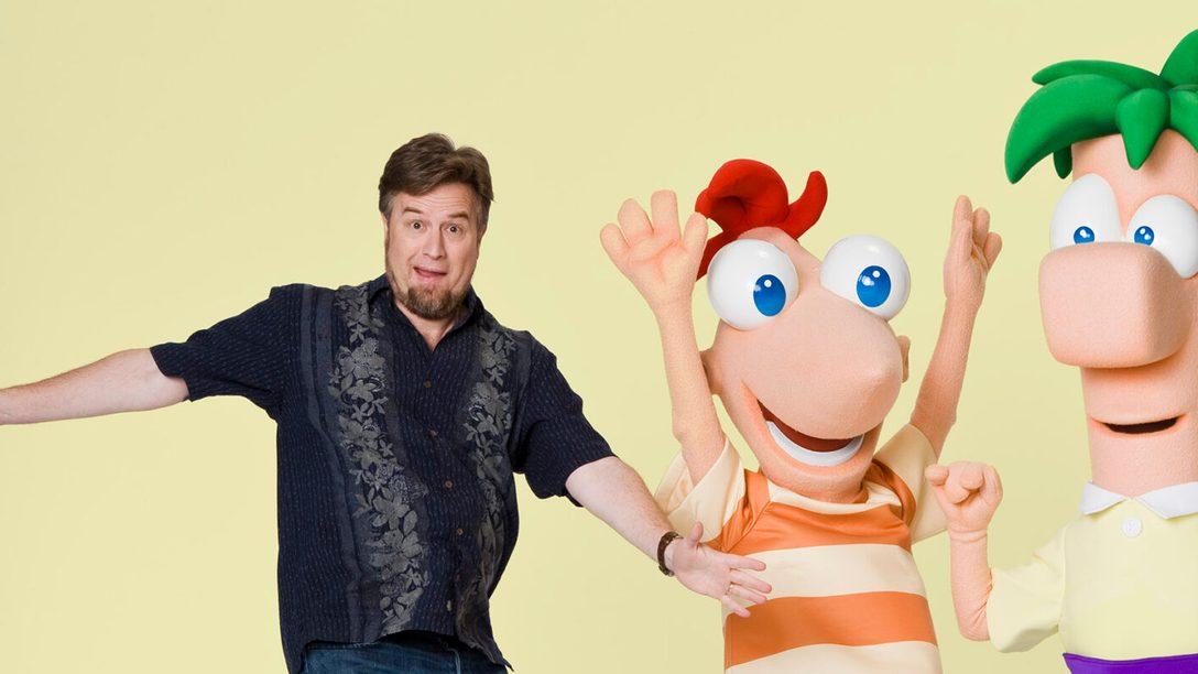 Phineas y Ferb llegan a Disney Infinity