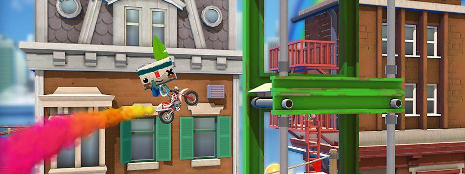 Todo lo que necesitas saber sobre Joe Danger para PS Vita