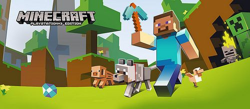 Ya disponible Minecraft en Blu-ray Disc