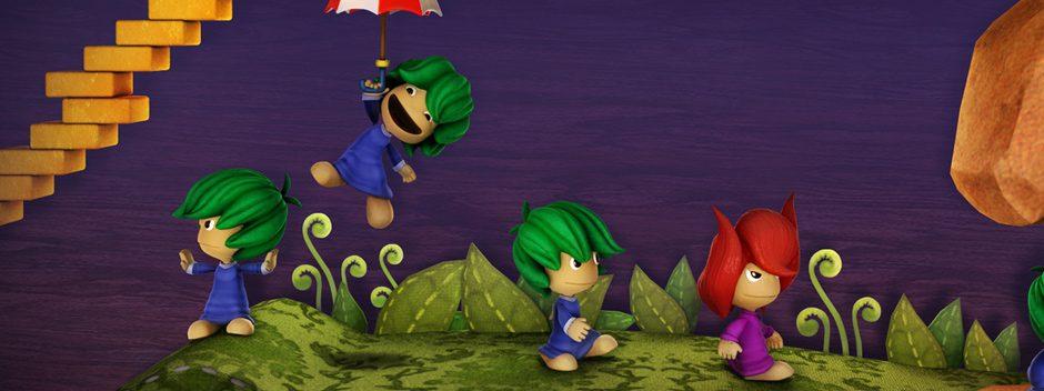 ¡Los lemmings llegan a LittleBigPlanet esta semana!