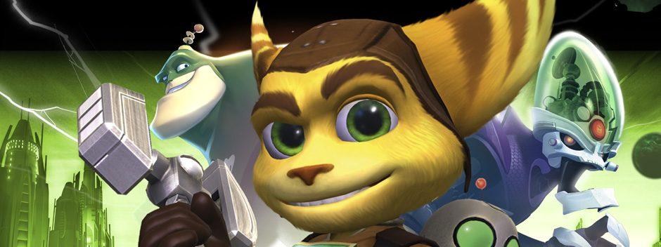 The Ratchet & Clank Trilogy HD llega a PS Vita en Julio