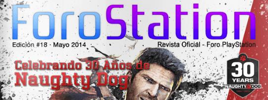 ForoStation 18 – Especial 30 aniversario de Naugthy Dog