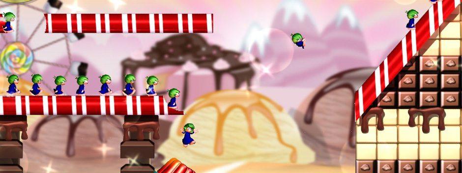 Lemmings Touch llega a PS Vita mañana